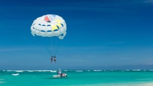 Windsor Resort Parasailing